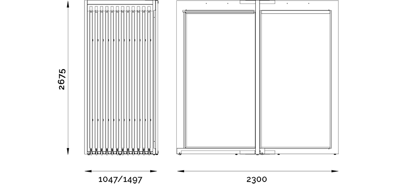Frame L Scheme