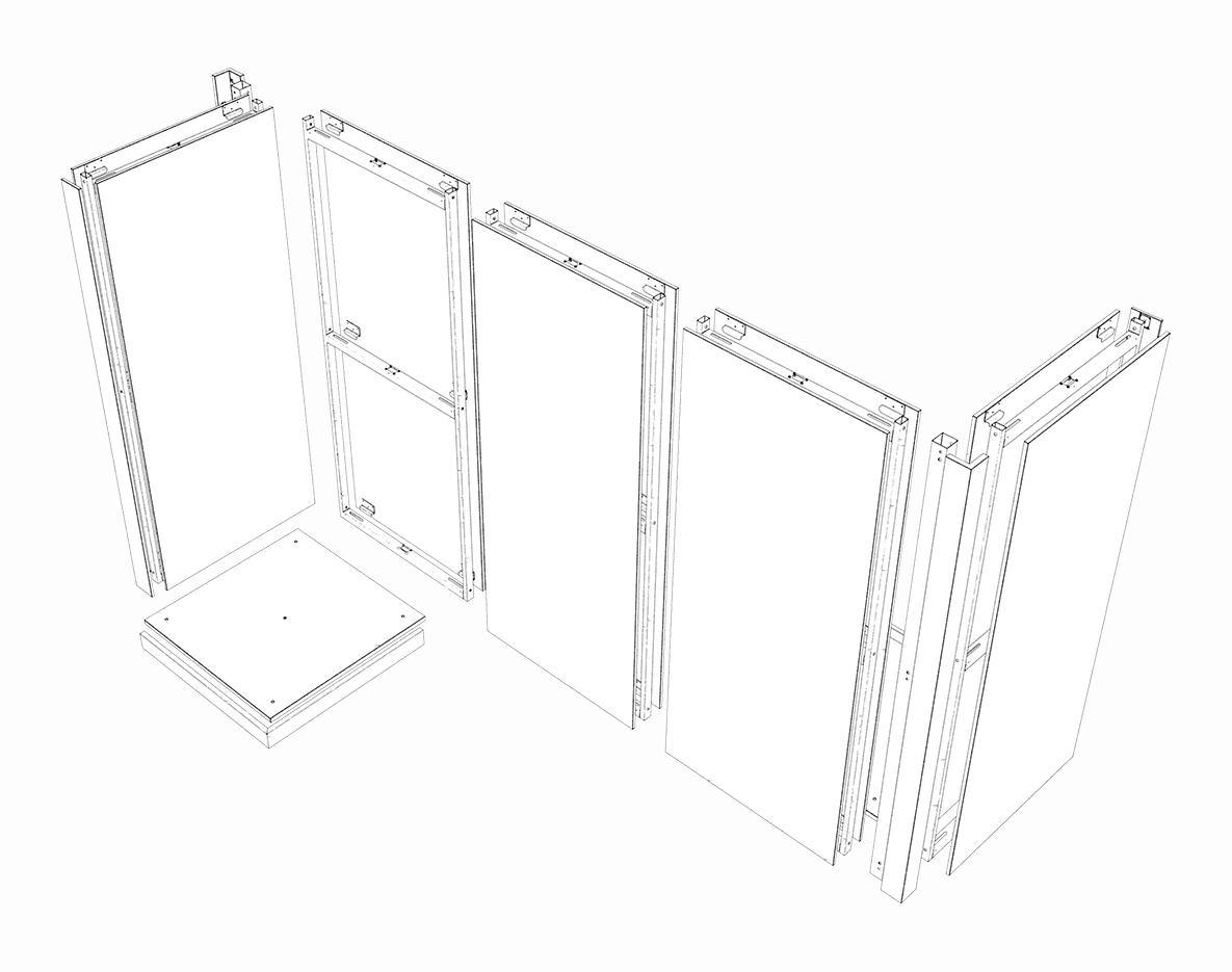 Exemplo de configuração tipo Z